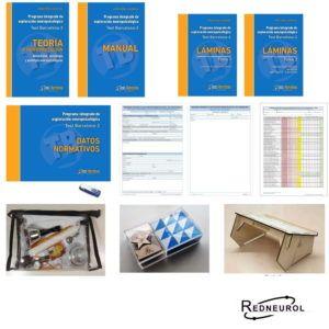 Pack Completo Test de Barcelona-2