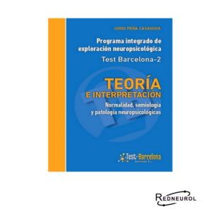 Libro Teoría Test de Barcelona-2
