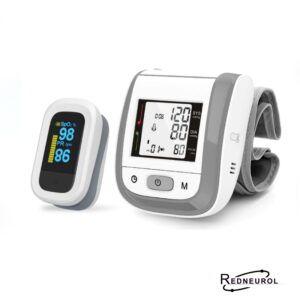Kit Oximetro + Monitor LCD Presión