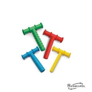 Tubos Masticables (4Pz)